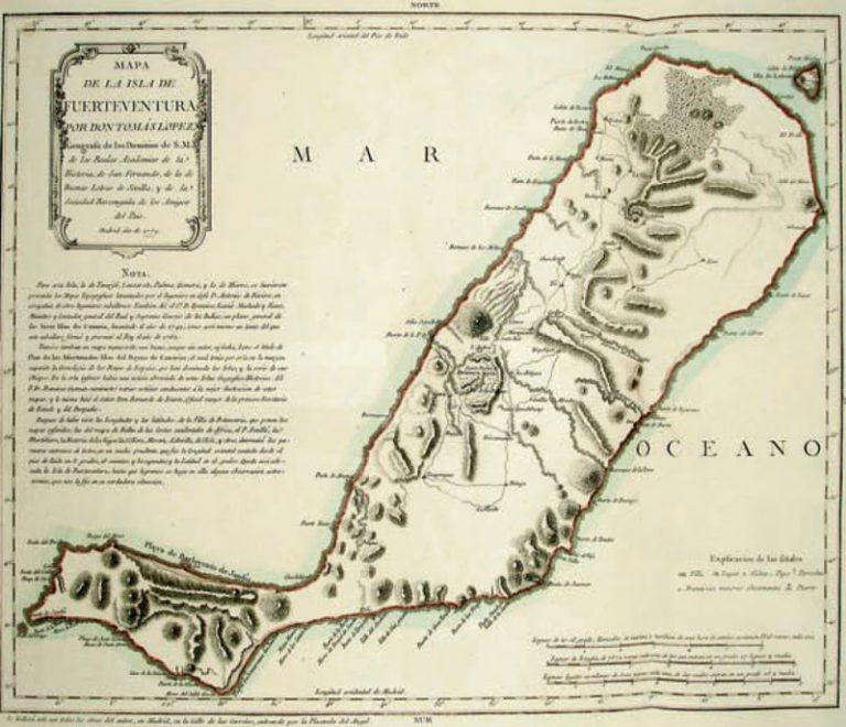 manuelmoramorales_mapa-de-Fuerteventura